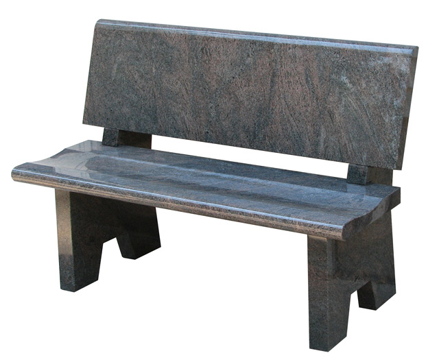 Memorial granite benches quotes Cemetery benches